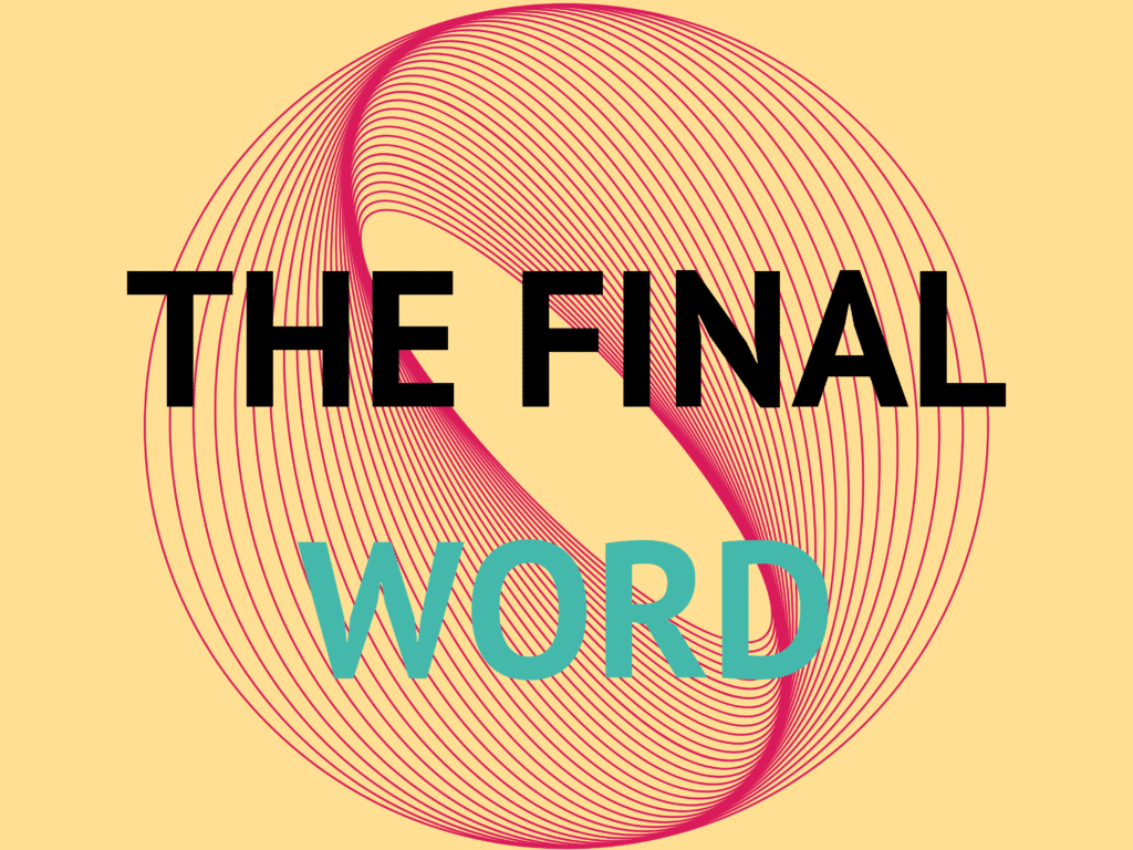 The Final Word show image