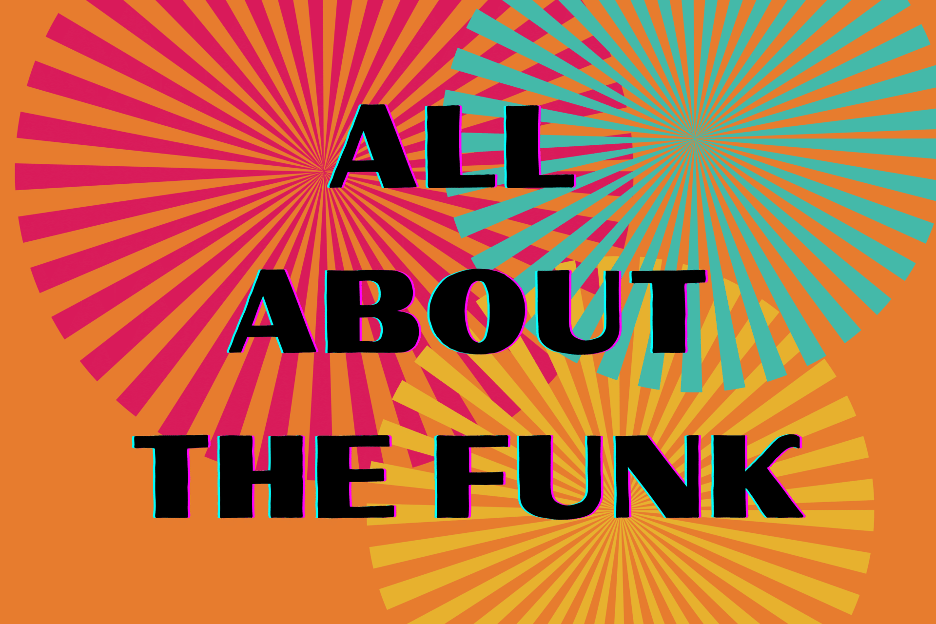 All About The Funk Show Image