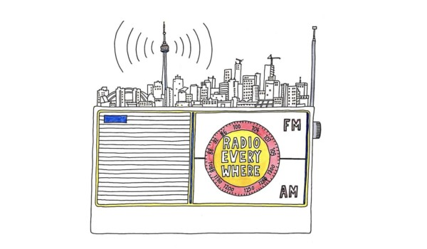 Radio Everywhere Header