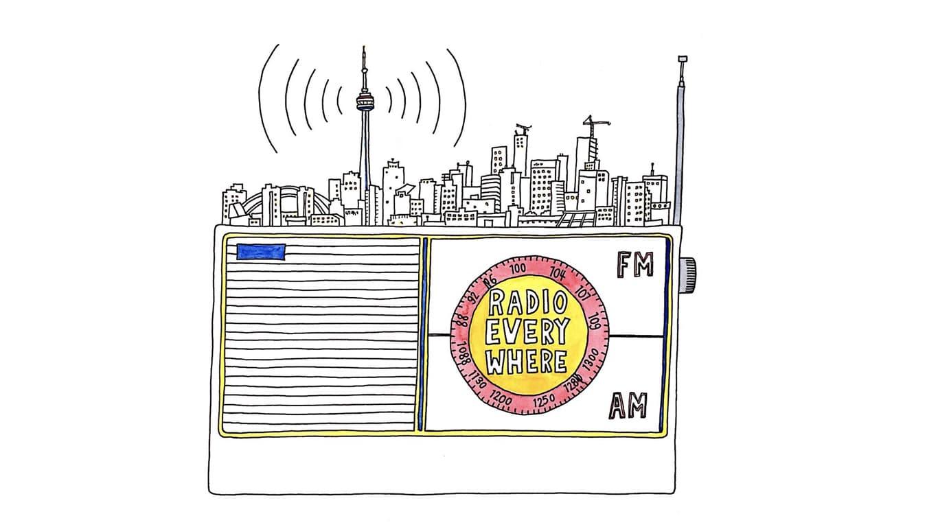 Radio Everywhere Header