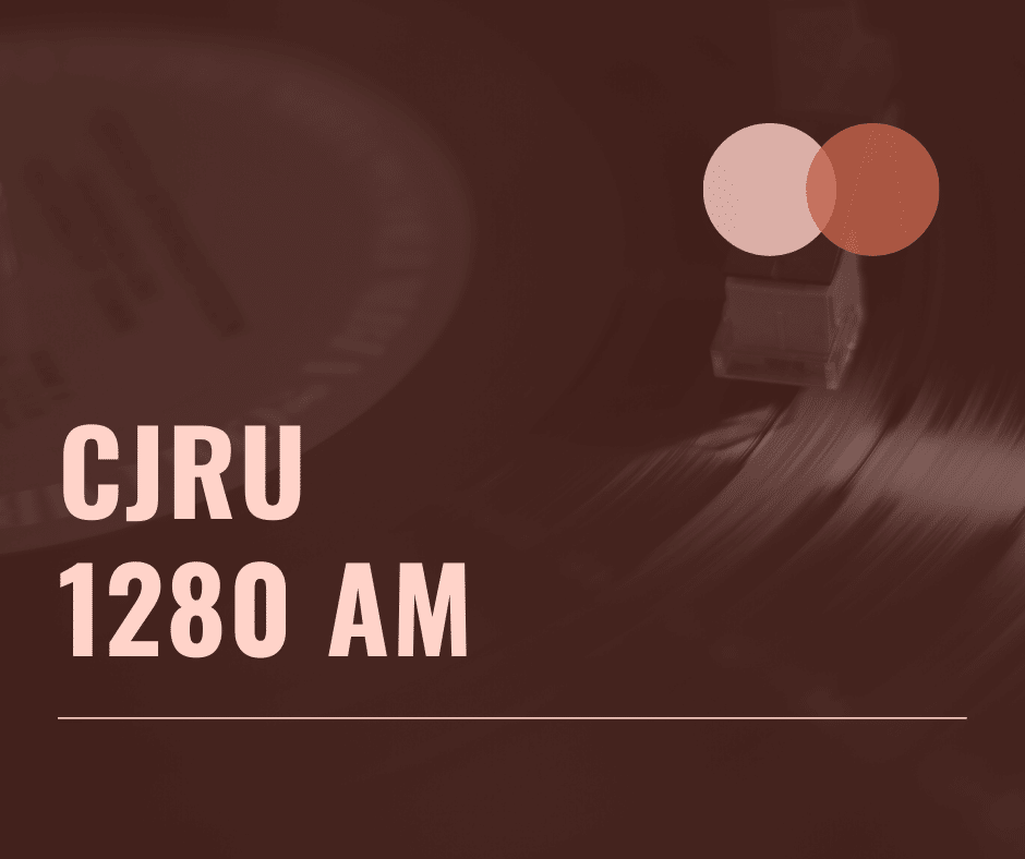 Featured Image for CJRU Radio Ryerson Welcomes New Management courtesy of     CJRU