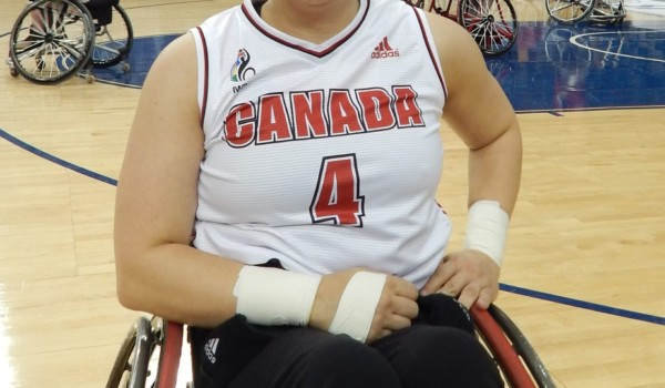 Featured Image for Parapan 2015: Elaine Allard
