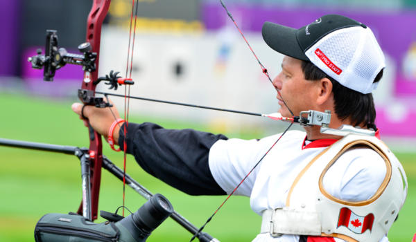 Featured Image for Parapan 2015: Kevin Evans