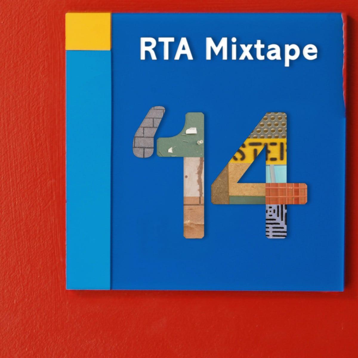 Featured Image for RTA Mixtape 2014 courtesy of Alexia Kapralos  | CJRU