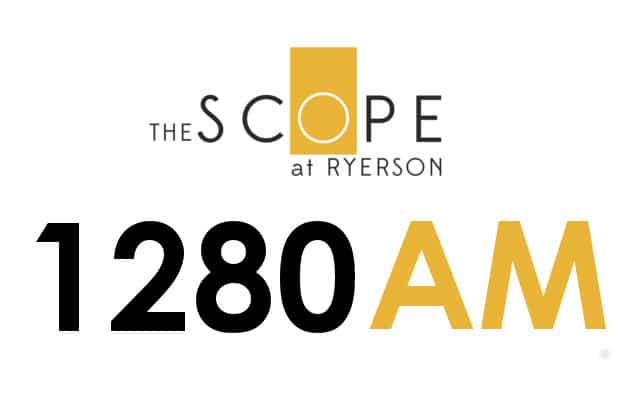 Featured Image for Ryerson campus radio joins the AM DIAL courtesy of     CJRU