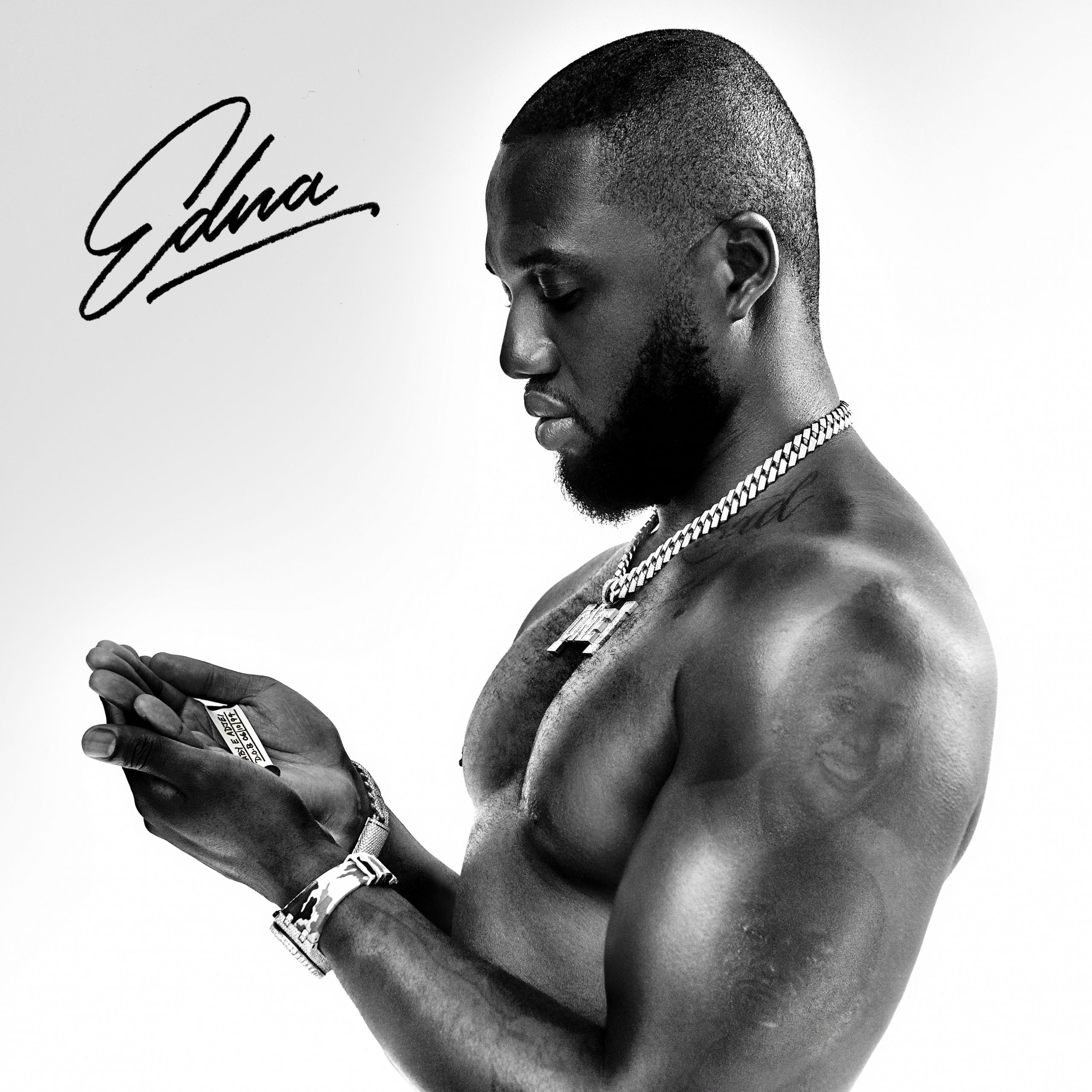Album Image for Headie One - EDNA (Released 2020-10-09  by Relentless)