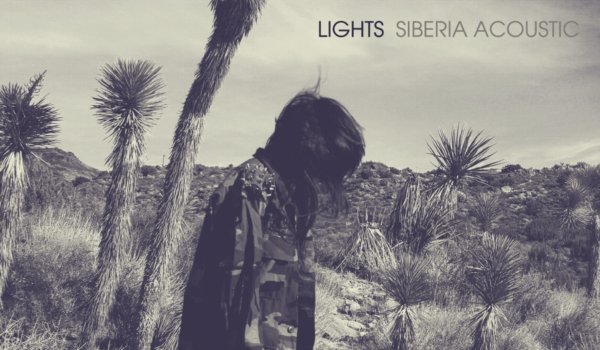 Album Image for Lights - Siberia Acoustic (Released 2013-04-30  by Lights Music Inc.)
