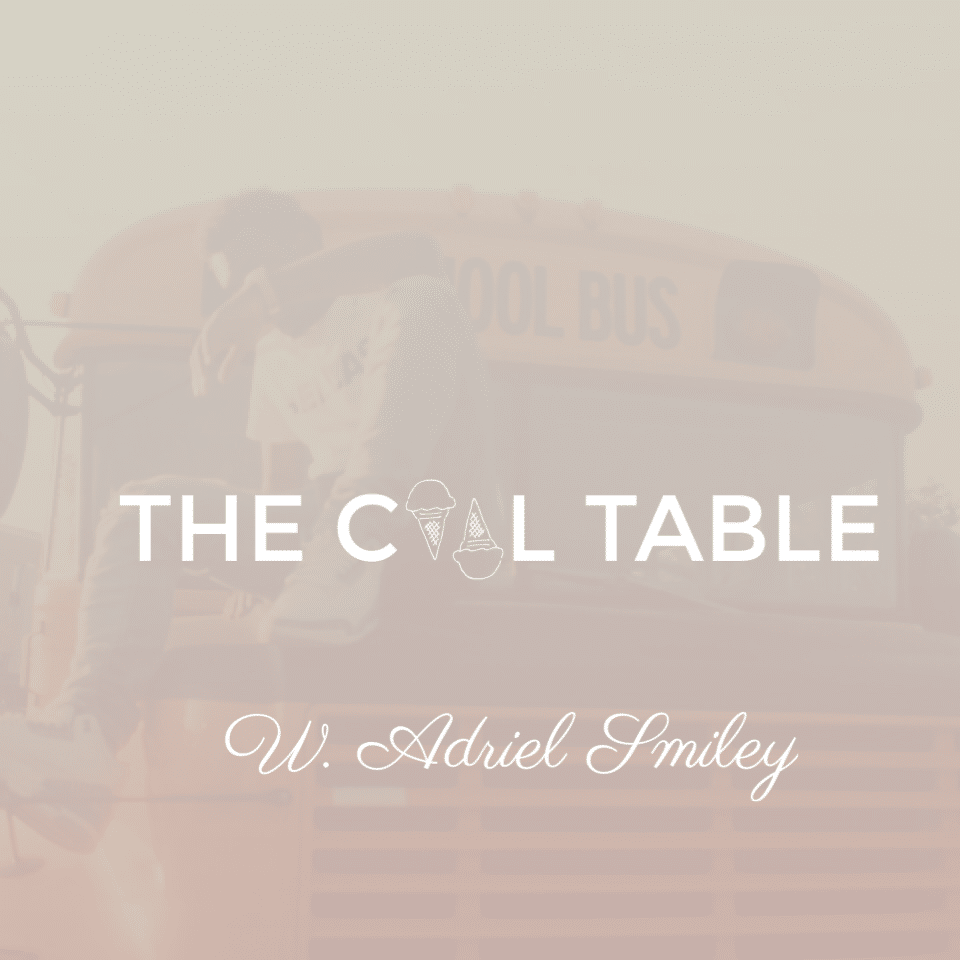 Featured Image for The Cool Table hosted by Adriel Smiley at CJRU