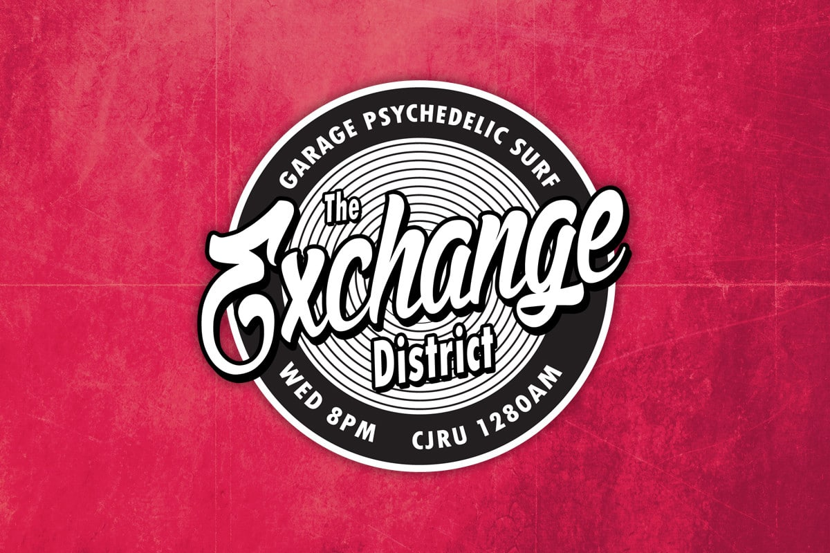 Featured Image for The Exchange District hosted by Alan Gates at CJRU