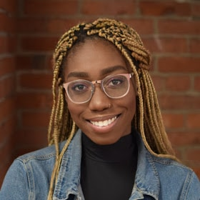Lily Obeng, UARR racial equity in education project coordinator