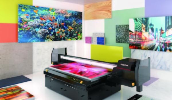 Ricoh Pro TF6250 printer care of Ricoh Canada