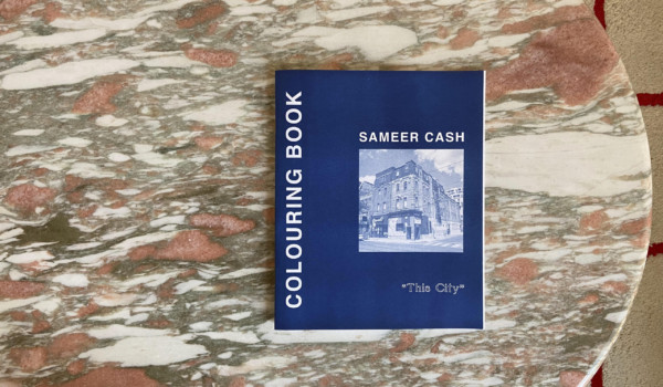 This City colouring book courtesy of Sameer Cash