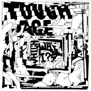Tough Age - Which Way Am I Album Cover