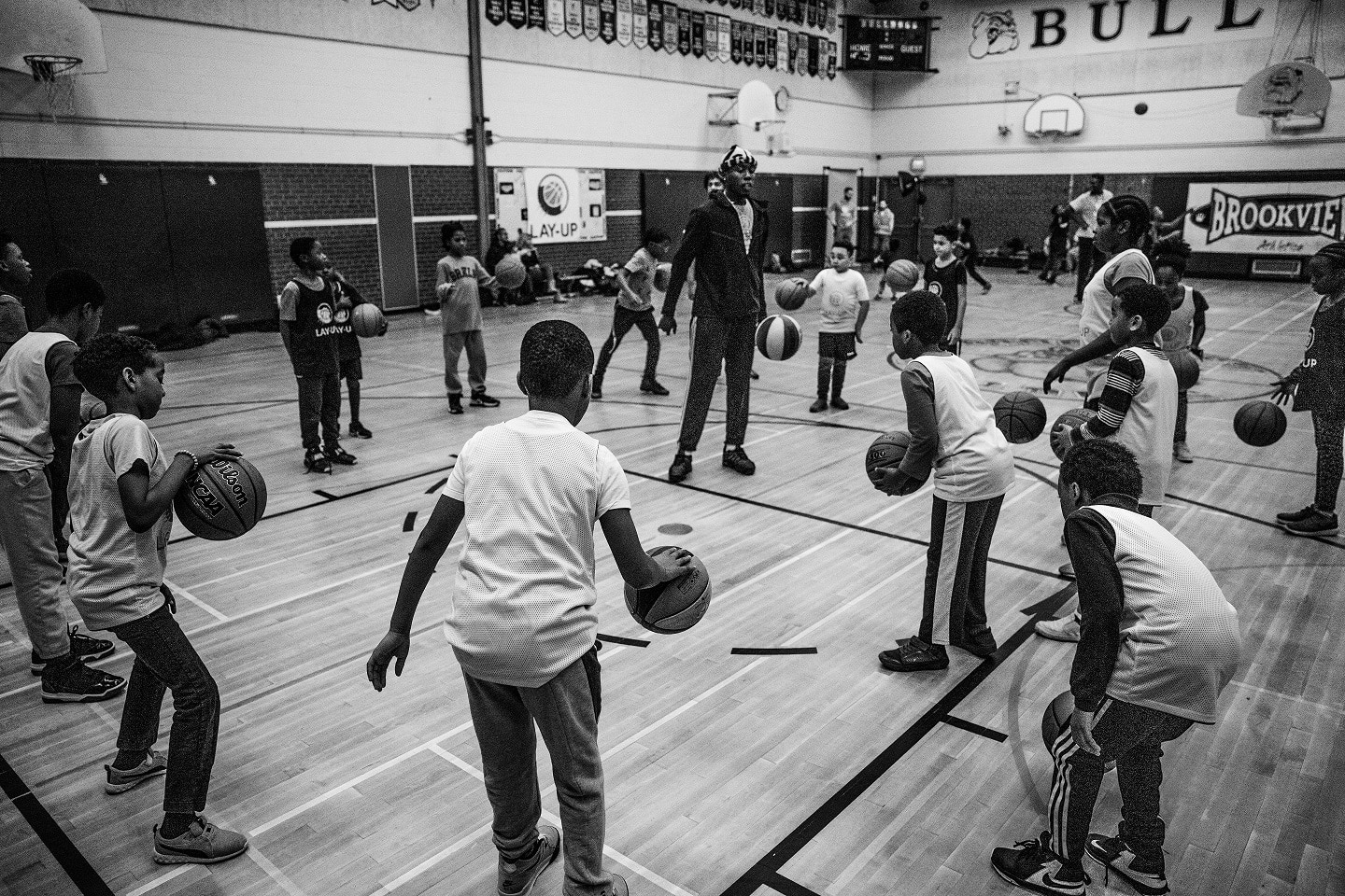 Lay-Up reimagines physical activity amidst pandemic - Images courtesy of Lay-Up