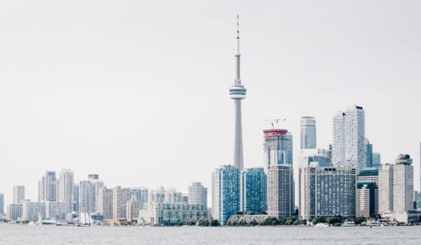 City of Toronto Skyline. Scott Webb via Unsplash