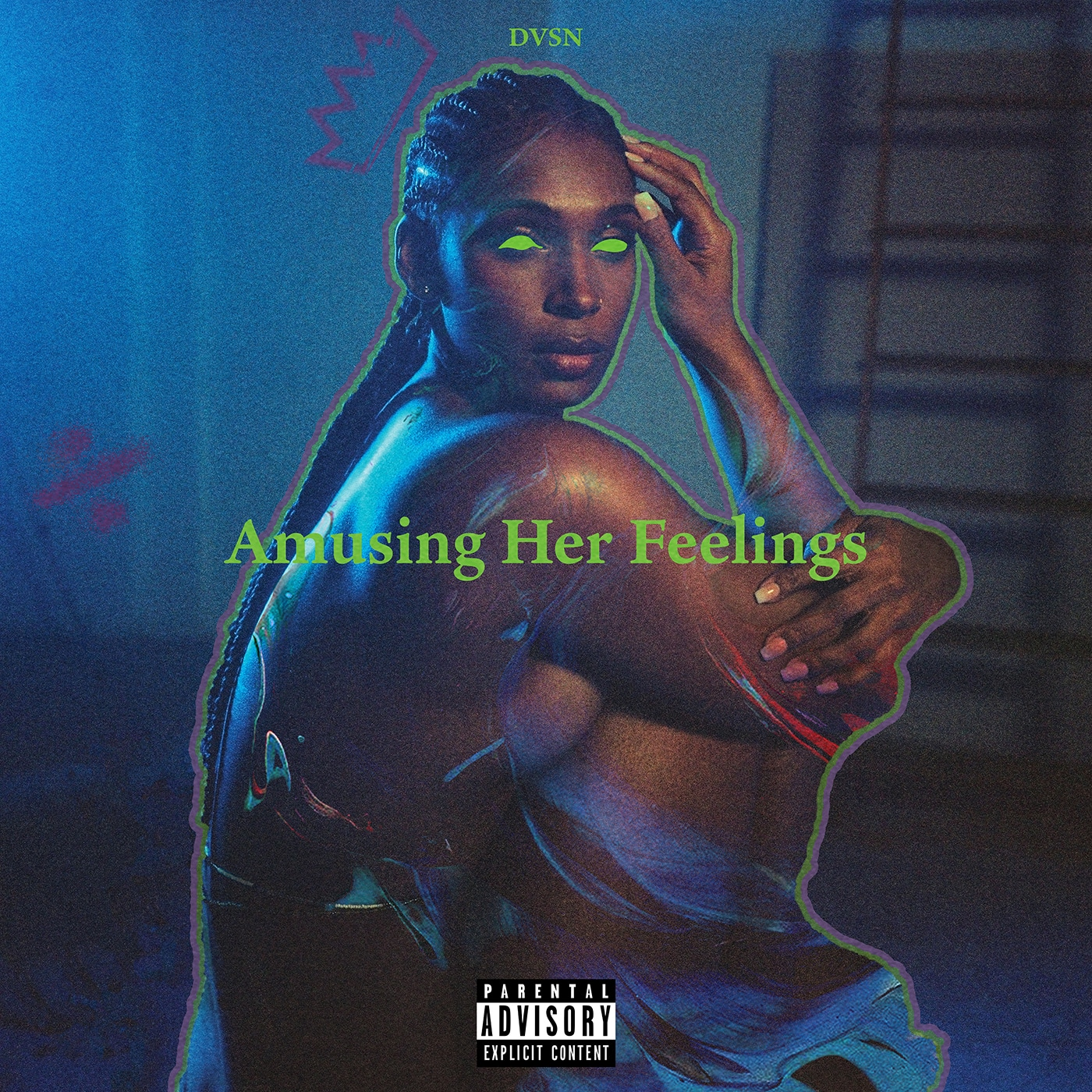 dvsn - Amusing Her Feelings album Cover
