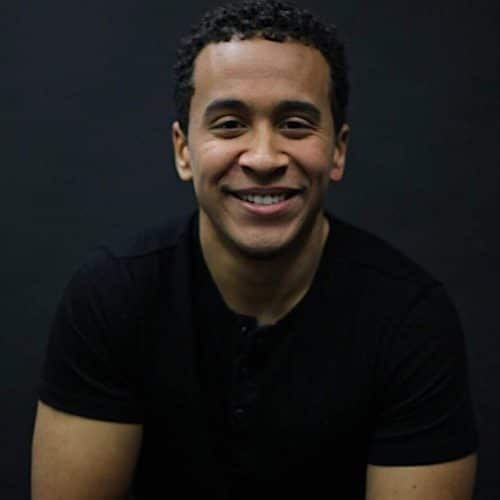 headshot of Sheldomar Elliott, co-organizer of The Soul Food Project