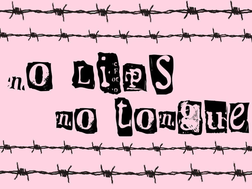 No Lips No Tongue-logo2