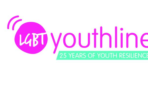 LGBT YouthLIne logo