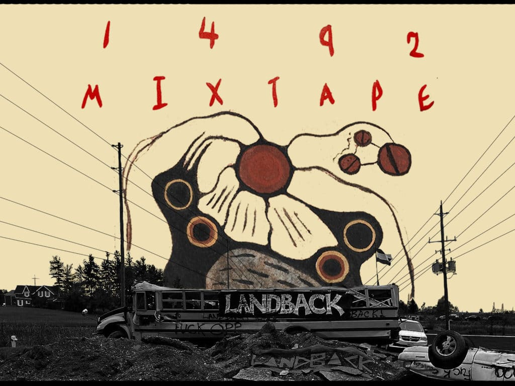 Cover photo of 1492 Mixtape